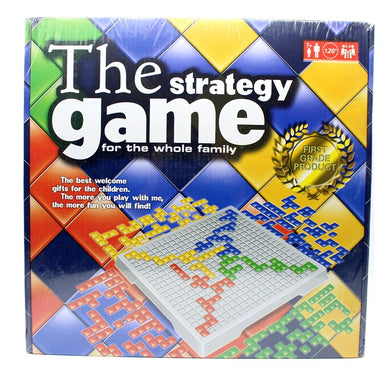 Hotsale Blokus Strategy Game 2 Player and 4 Player Version Board Game