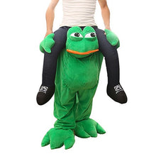 Load image into Gallery viewer, Donald Trump Pants Party Dress Up Ride On Me Mascot Costumes Carry Back Novelty Toys Halloween Party Fun Cosplay Clothes Disfraz
