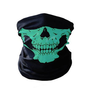 Balaclava Face Shield Tactical Mask 3D Skull Sport Mask Neck Warm Full Face Mask Windproof Motorcycle Mask Ski Outdoor Sports