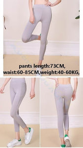 1pcs Women Sports Pantalon Yoga Pants Elastic Compression Tights Fitness Running Trousers Workout Gym High Waist Leggings Pants
