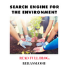 Search engine for the environment