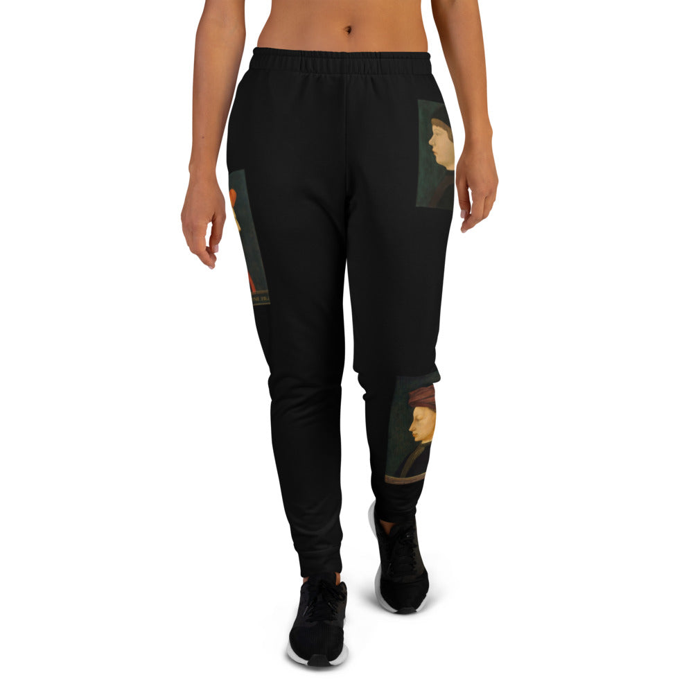 Painting Print Women's Joggers