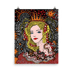 Alice Wall Art Poster - Kerassi