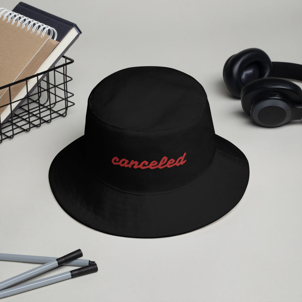 "'Cancel Culture"" Unisex Bucket Hat"