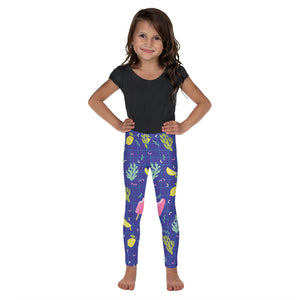 "Kid's ""Fun Print"" Leggings - Kerassi"