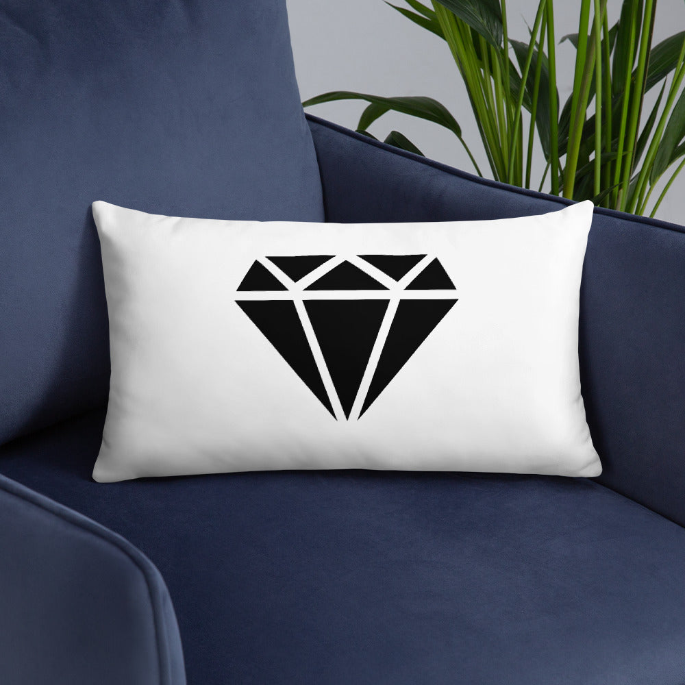 Basic Double Print Pillow - Kerassi