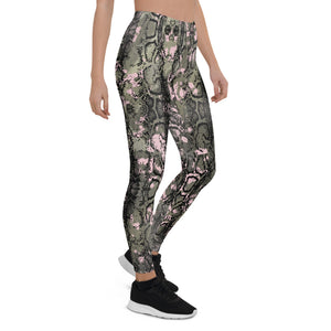 """Eve's Trophy"" Leggings - Kerassi"