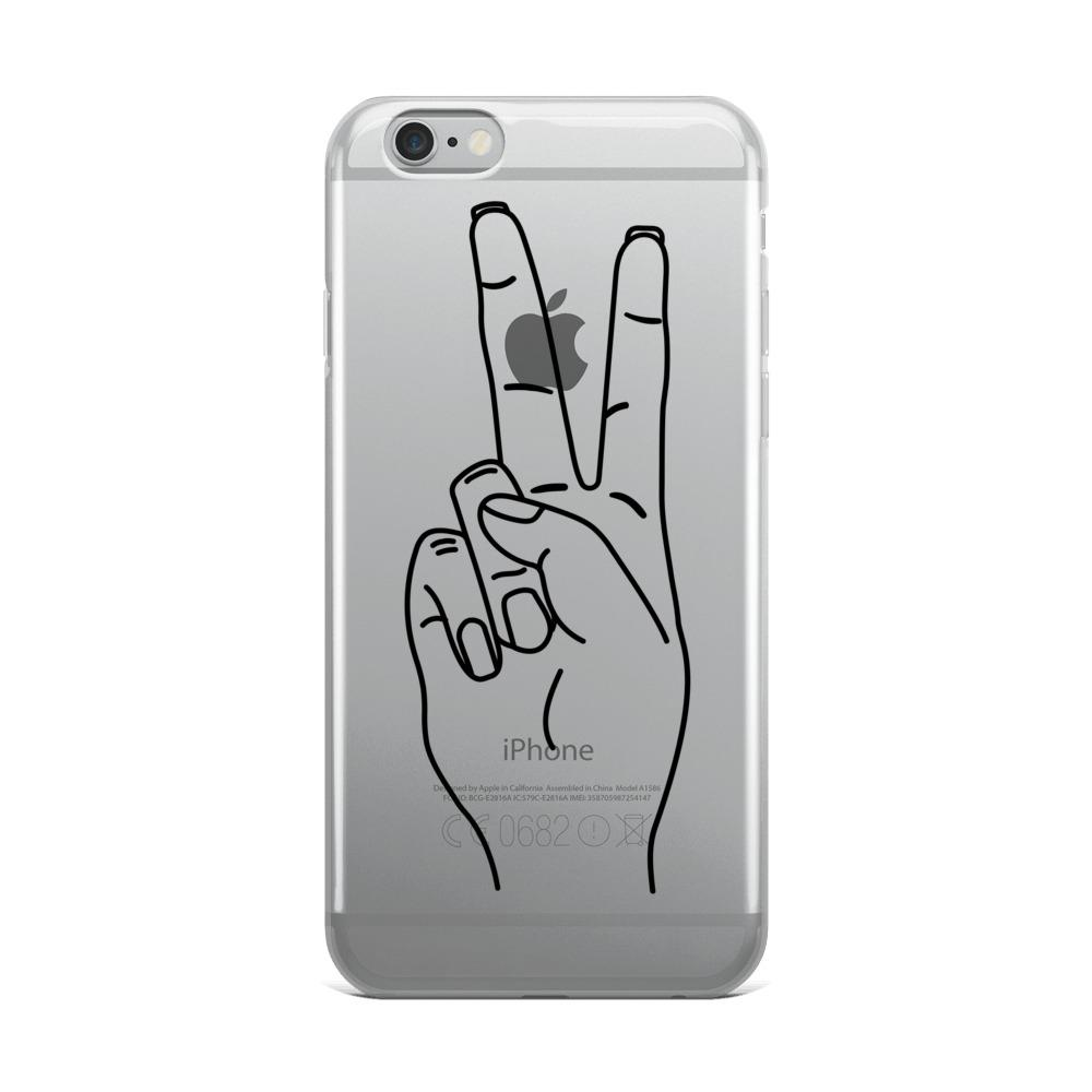 """Peace"" iPhone Case - Kerassi"