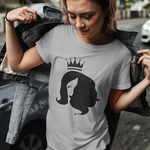 """Queen"" Women's Relaxed T-Shirt - Kerassi"