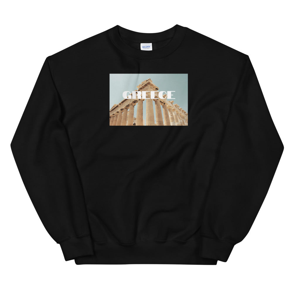 """Greece"" Unisex Sweatshirt - Kerassi"