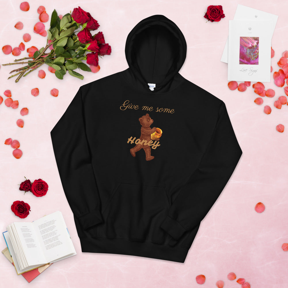 Honey Bunch Unisex Hoodie