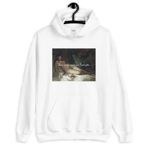 """All About Art"" Soft Fell Unisex Hoodie - Kerassi"