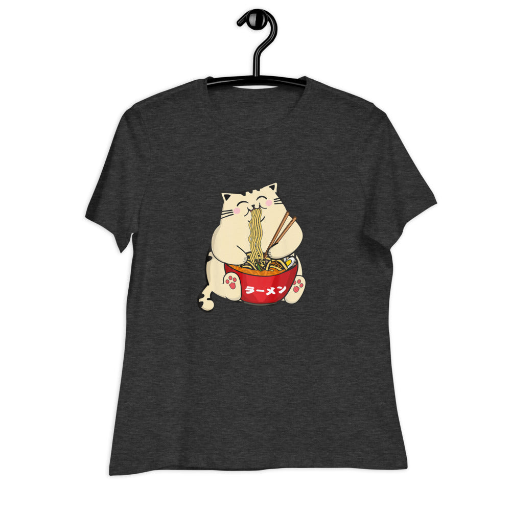 Ramen Gang Women's Relaxed T-Shirt