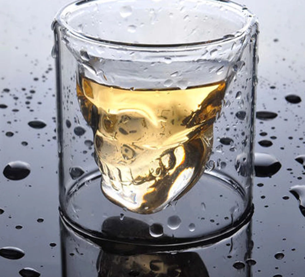 Shot  Crystal Skull Head