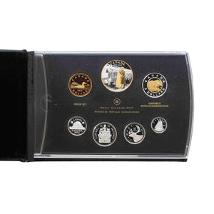 SOLD - 2014 - Canada - Premium Double Dollar Set - Proof