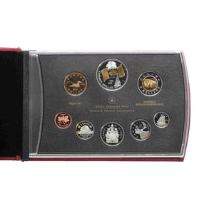 SOLD  - 2005 - Canada - Double Dollar Set - Proof