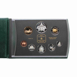 2000 - Canada - Double Dollar Set - Proof