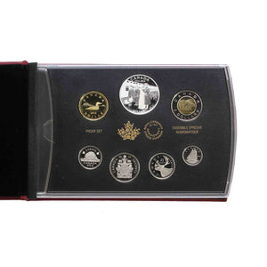 SOLD - 2014 - Canada - Double Dollar Set - Proof
