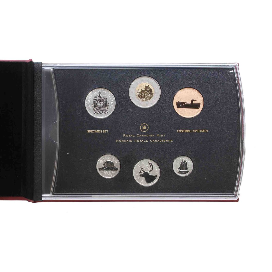 SOLD - 2013 - Canada - Special Edition Specimen Set - Black Bear Cubs - retail $50 - 35% OFF!
