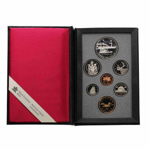 SOLD - 1991 - Canada - Double Dollar Set - Proof