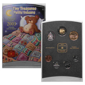 SOLD - 2003P - Canada - Tiny Treasures Baby Gift Set