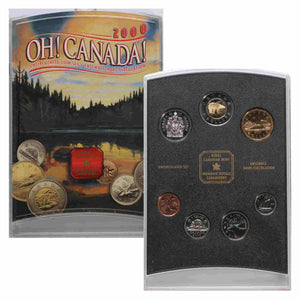 SOLD - 2000 - Canada - OH! Canada! Gift Set
