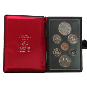 1978 - Canada - Double Dollar Set - Specimen