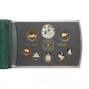 SOLD - 2002 - Canada - Double Dollar Set - Proof