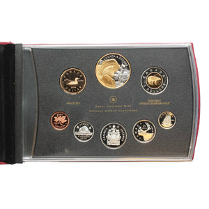 2008 - Canada - Double Dollar Set - Proof