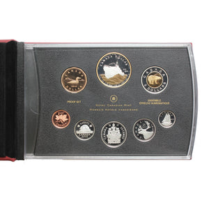 SOLD - 2010 - Canada - Double Dollar Set - Proof - retail $90 - 30% OFF!
