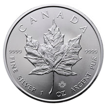 Load image into Gallery viewer, SOLD - 2019 Silver Maple Leaf 1 oz
