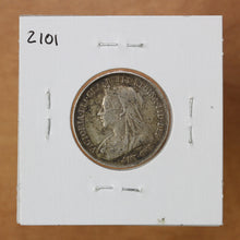 Load image into Gallery viewer, SOLD - 1896 - Great Britain - 1 Shilling - VF20 ON SALE!