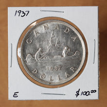 Load image into Gallery viewer, 1937 - Canada - $1 - MS63 - retail $100