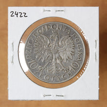 Load image into Gallery viewer, 1933 - Poland - 10 Zlotych - Romuald Traugutt - retail $270