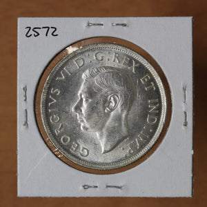 SOLD - 1937 - Canada - $1 - MS63 - retail $100