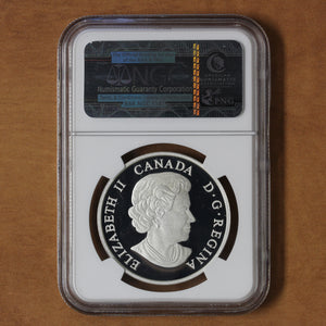 2014 - Canada - $20 - Woolly Mammoth - NGC PF69 UC - retail $80