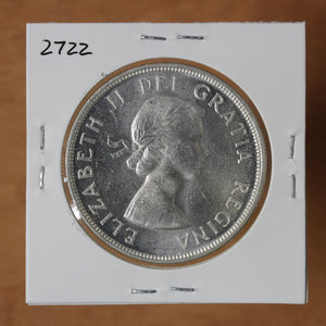 1954 - Canada - $1 - SWL - MS63 - retail $85