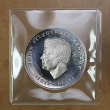 Load image into Gallery viewer, (1917-1963) - John Fitzgerald Kennedy Silver Medal