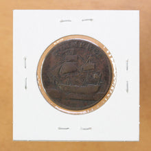 Load image into Gallery viewer, 1781 - North American Token - F12