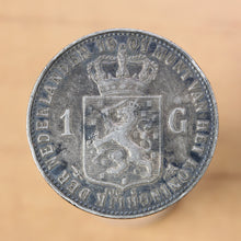 Load image into Gallery viewer, 1901 - Netherlands - 1 Gulden - VF30