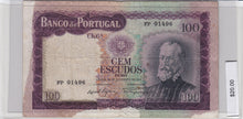 Load image into Gallery viewer, 1961 - Portugal - 100 Escudos