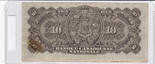 Load image into Gallery viewer, SOLD - 1935 - Banque Canadienne Nationale - $10 - F