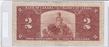 Load image into Gallery viewer, SOLD - 1937 - Canada - 2 Dollars