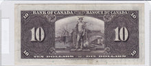 Load image into Gallery viewer, SOLD - 1937 - Canada - 10 Dollars