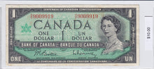Load image into Gallery viewer, 1967 - Canada - 1 Dollar - O/O 9009919