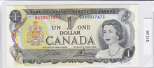 Load image into Gallery viewer, 1973 - Canada - 1 Dollar - BAX 0417673