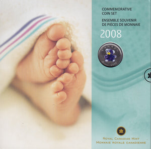 SOLD - 2008 - Canada - Baby Gift Set