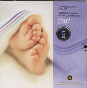 2007 - Canada - Baby Gift Set