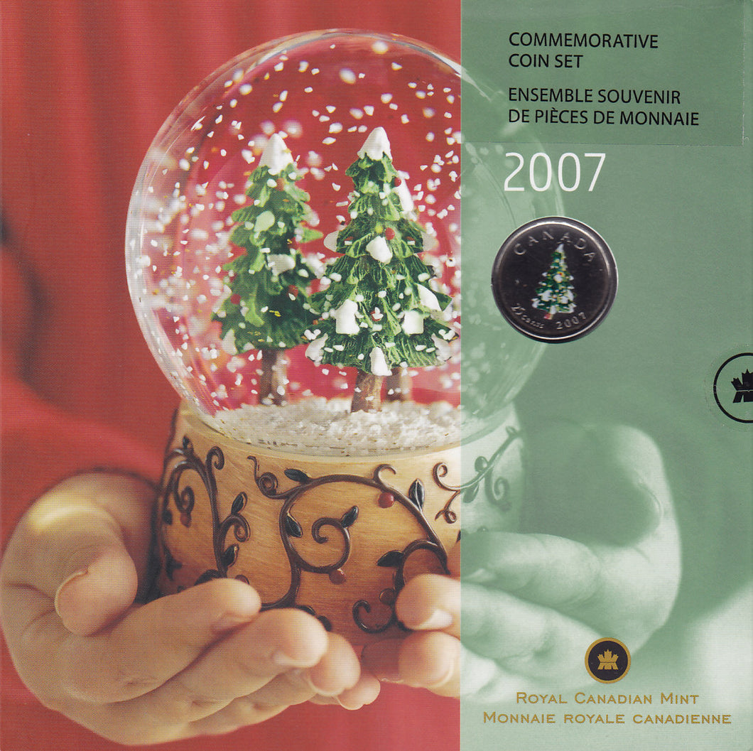 2007 - Canada - Holiday Gift Set
