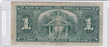 Load image into Gallery viewer, SOLD - 1937 - Canada - 1 Dollar - D/M 6634336